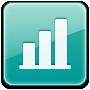 icon of bar graph